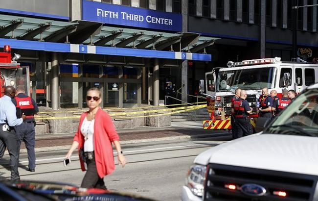 В США произошла стрельба в банке, погибли 4 человека