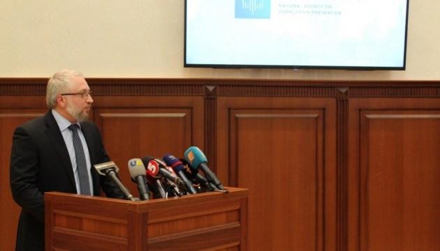 """Новая система НАЗК будет маркировать е-декларации по """"рейтингу риска"""""""