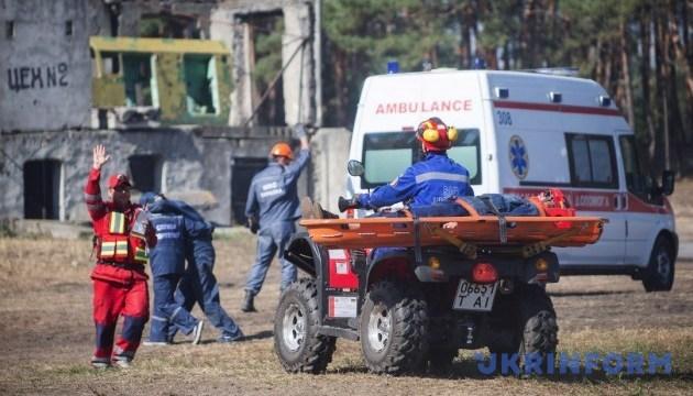 Порошенко поздравил спасателей с профессиональным праздником