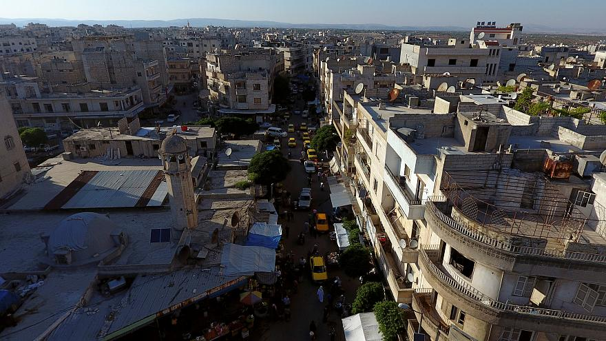 Сирийские ВВС и русская авиация снова бомбят Хаму иИдлиб