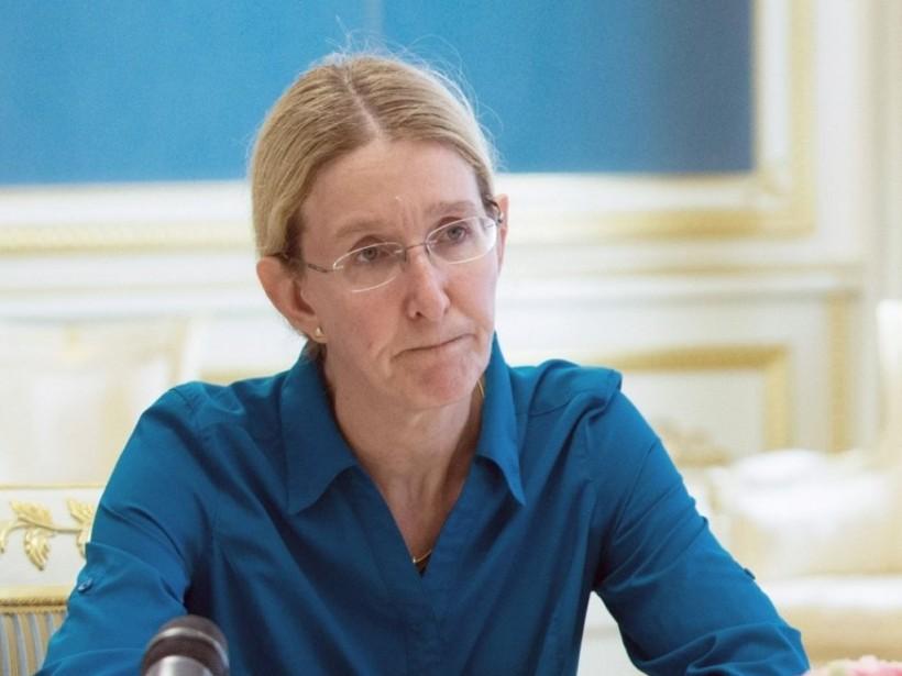 Супрун призвала украинцев удалить зубы мудрости