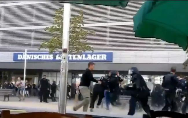 В Германии задержали членов правой террористической группы