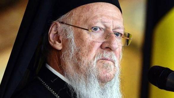 Парубий пригласил патриарха Варфоломея в Украину