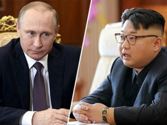 Путин ждет Ким Чен Ына с визитом, но сроки и место еще обсуждаются - Кремль