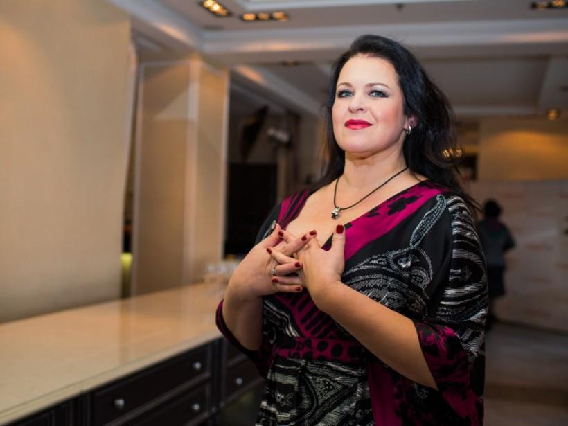 47-летняя Руслана Писанка вышла замуж