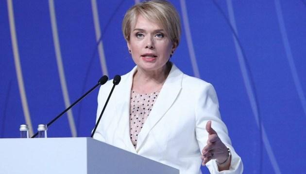 Гриневич призвала учителей активно приобщаться к изменениям в образовании