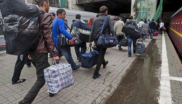 В прошлом году украинцы получили больше всех видов на жительство в ЕС