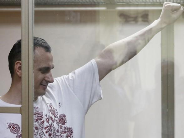 США поздравили Олега Сенцова с присуждением ему премии Сахарова