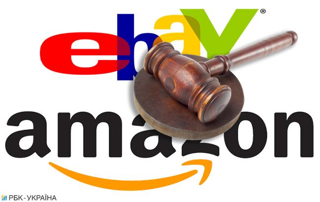 Ebay подал в суд на Amazon за переманивание топовых продавцов