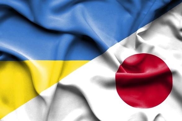 Украина и Япония будут сотрудничать в оборонной сфере