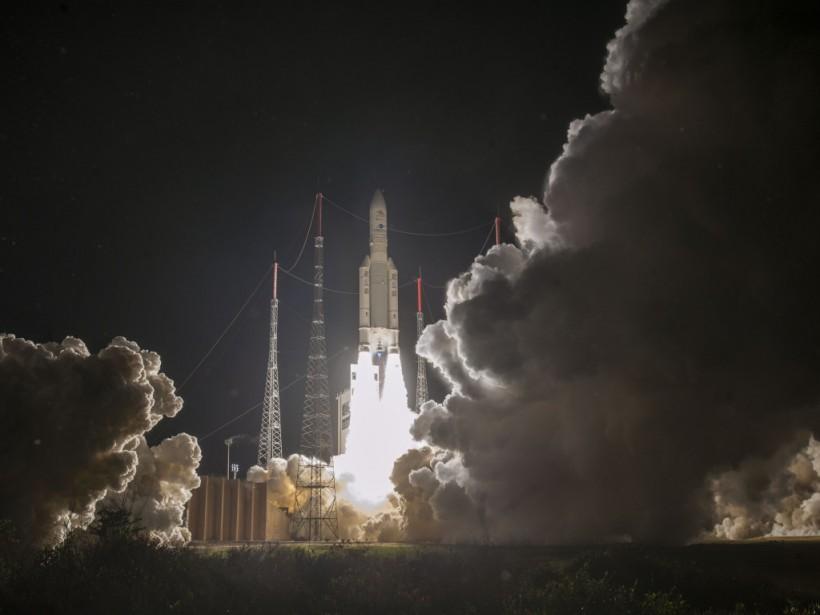 Прибытие запланировано на 2025 год: запущен аппарат к Меркурию (ВИДЕО)