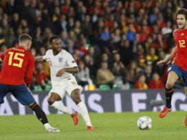 Рамос проявил грубость в мачте против сборной Испании (видео)