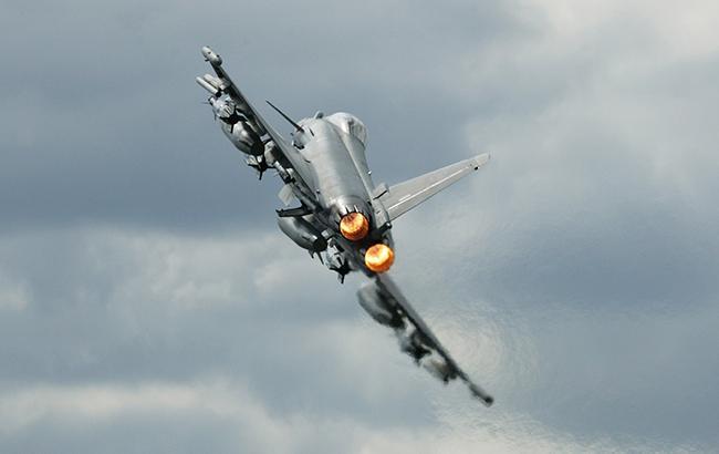 Британия подняла два истребителя на перехват российских Ту-160