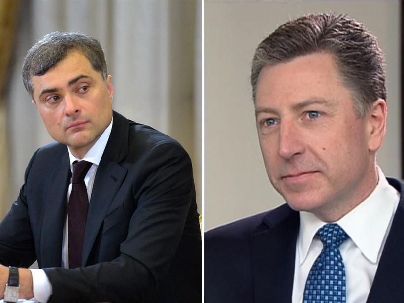 Политолог назвал основные темы, которые могут обсуждаться на встрече Волкера и Суркова