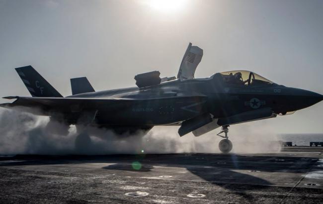 Израиль возобновил полеты истребителей F-35