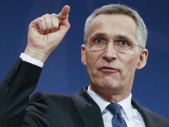 Столтенберг о ситуации в Азовском море: НАТО бок о бок с Украиной