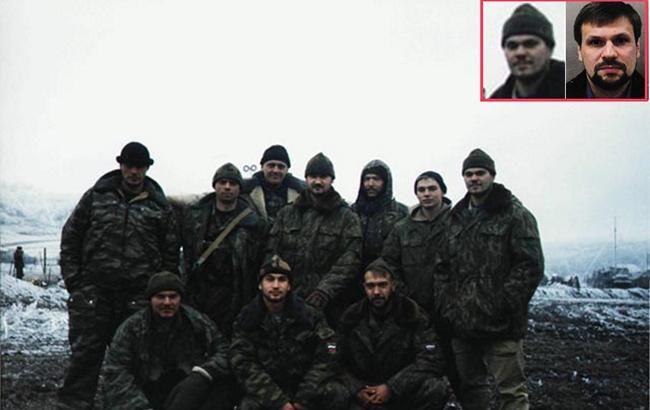 Журналисты нашли новое фото офицера ГРУ Чепиги на стенде героев РФ