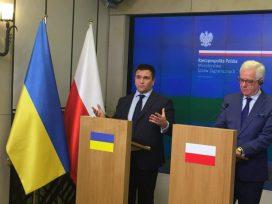 Польша креативно подходит к путям укрепления давления на Россию - Климкин