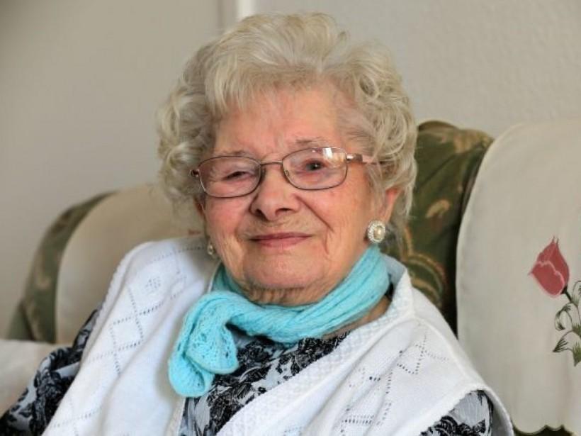 101-летняя старушка открыла секрет своего долголетия, и он не может не радовать
