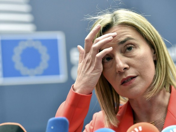 В Европейском парламенте обеспокоены милитаризацией Азовского моря