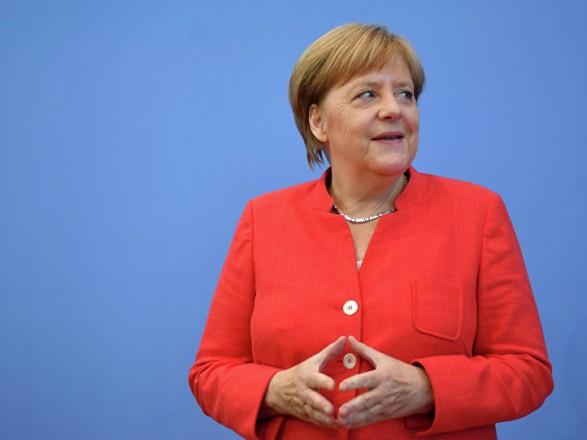 Стала известна дата визита Меркель в Киев
