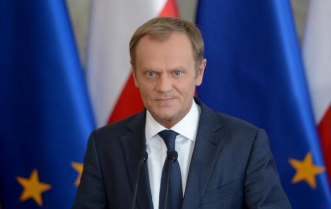 Туск назвал решение проблемы нелегальной миграции в ЕС