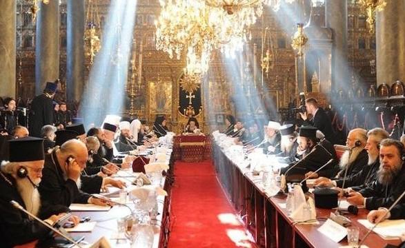 В Стамбуле обсуждают предоставление автокефалии украинской церкви