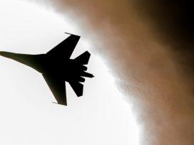 Гибель Су-27: в сеть выложили последние кадры пилотов