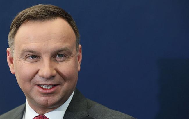 Польша потребует от Германии новых репараций, - Дуда