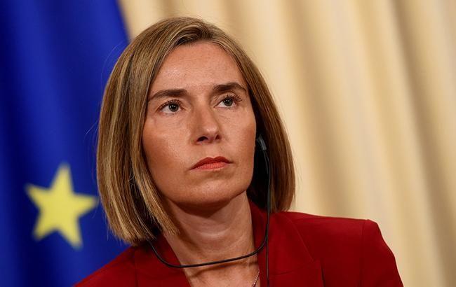 ЕС не признает оккупацию Крыма, - Могерини