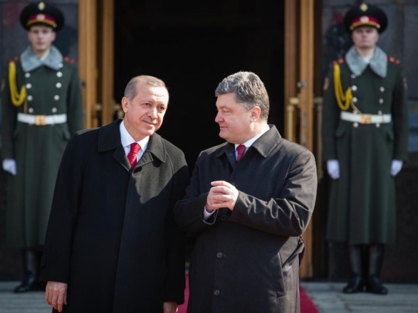 Порошенко планирует посетить с официальным визитом Турцию 3 ноября - СМИ