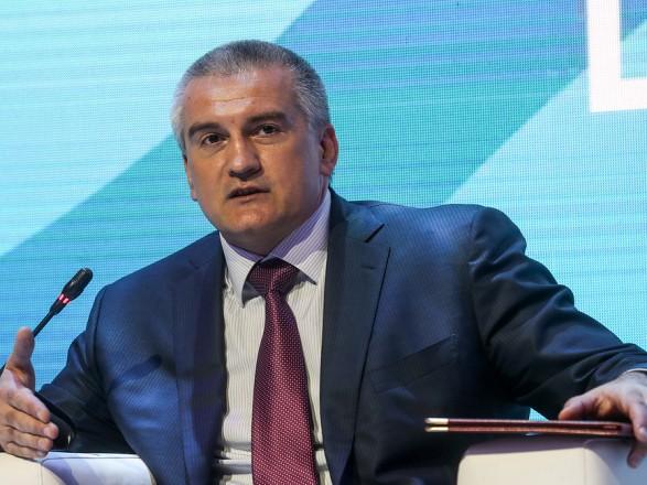 """Аксенов решил, что слухи о """"внешней угрозе"""" по поводу трагедии в Керчи идут из Украины"""