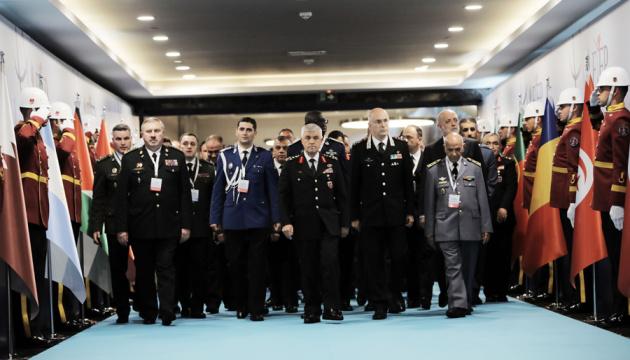 Нацгвардия расширит сотрудничество с жандармерией Турции и Румынии