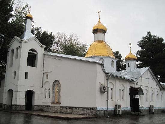 Душанбинская православная церковь вслед за РПЦ объявила о разрыве с Константинополем