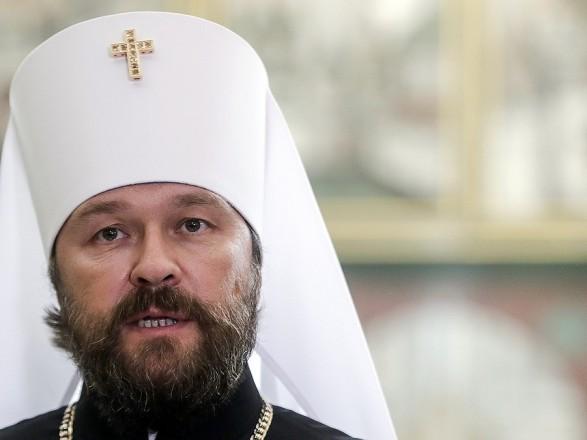 """РПЦ заявила, что считает """"невозможным пребывание в единстве с Константинополем"""""""