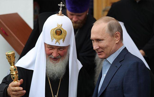 """РПЦ ждет извинений от Константинополя за """"ущерб мировому православию"""""""