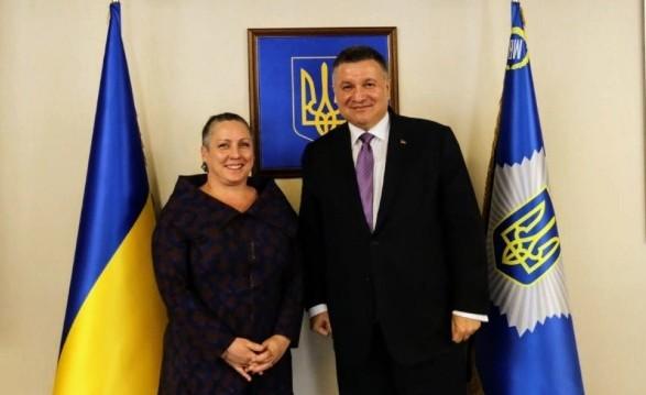 Заместитель госсекретаря США рассказала о встрече с Аваковым
