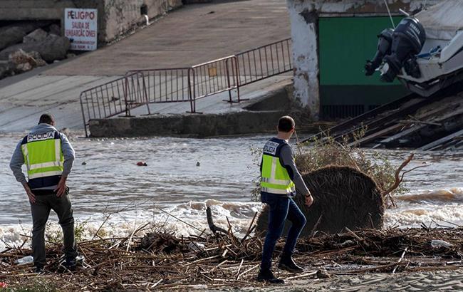 На Майорке из-за наводнений погибли по меньшей мере 9 человек