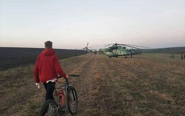 Падение Су-27: в Воздушных силах подтвердили гибель пилота из США