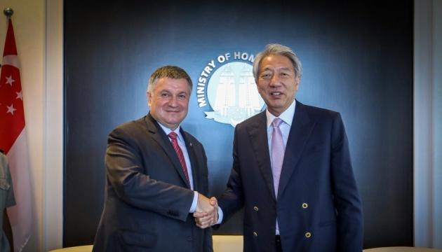 Украина и Сингапур договорились о сотрудничестве между киберкопами
