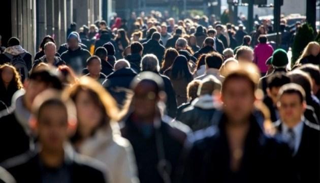 Население Украины сократилось до 42,2 миллиона — Госстат