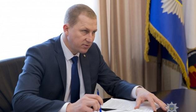 Уровень раскрытия преступлений по Украине составляет 43-45% - Аброськин