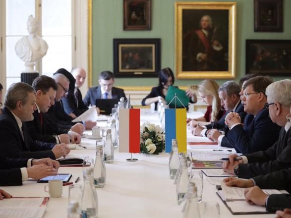 Украина и Польша могут до конца года показать прогресс по историческим вопросам - Розенко