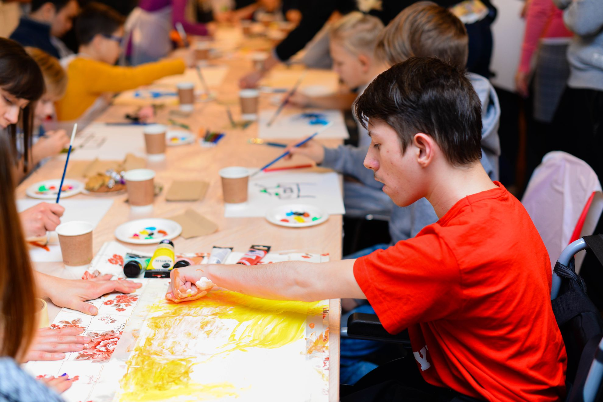 Дети с особыми образовательными потребностями будут зачислены на учебу вне конкурса