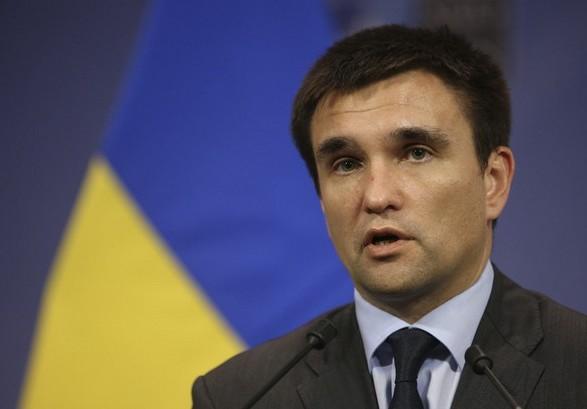 Климкин рассказал, чего ожидает от нового главы ОБСЕ в следующем году