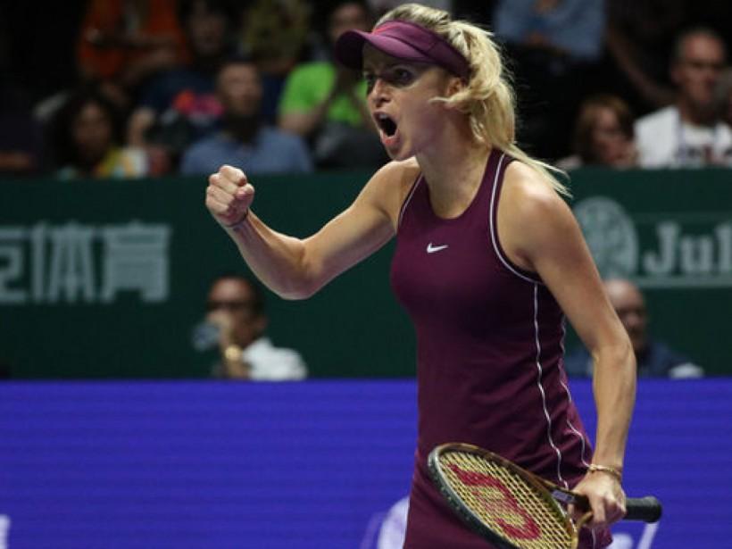 Свитолина стала победительницей турнира WTA в Сингапуре