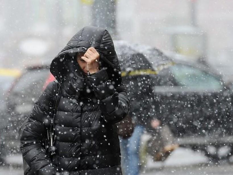 Мороз и мокрый снег: До конца текущей недели украинцев ждут «погодные» сюрпризы (ВИДЕО)
