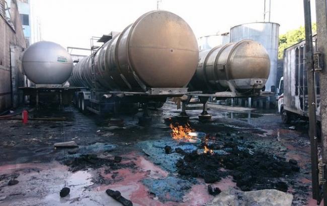 В Мексике произошел взрыв на алкогольной фабрике, есть пострадавший