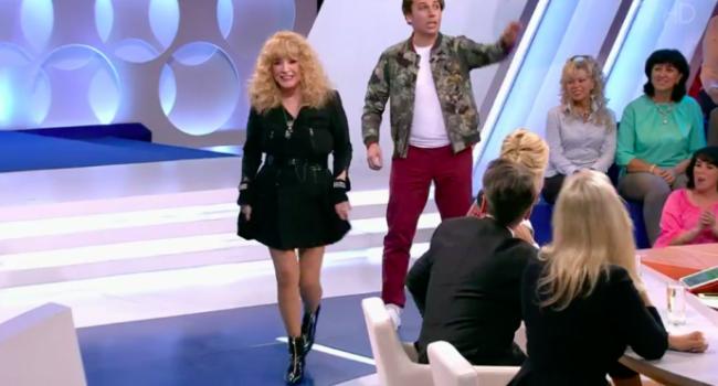 Пугачева в ультракоротком платье похвасталась моложавым видом (ФОТО)