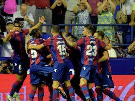«Реал» потерпел сенсационное поражение от «Леванте» (ВИДЕО)
